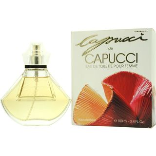 Capucci De Capucci Women's 3.4-ounce Eau de Parfum Spray