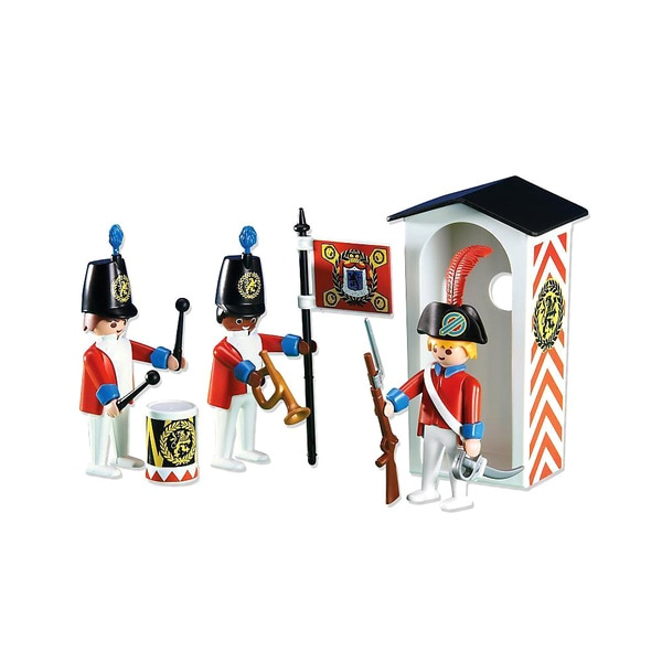 PlayMobil Sentry Box