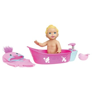 Mattel Little Mommy Bubbly Bathtime Doll