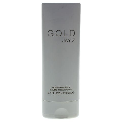 Jay Z Gold Men's 6.7-ounce Aftershave Balm