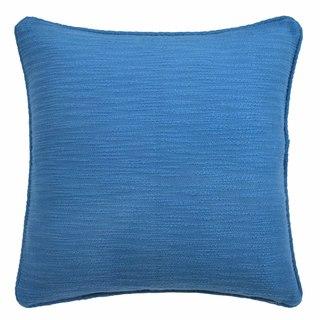 Blissliving Home Yasmine Cotton Textured Decorative Pillow