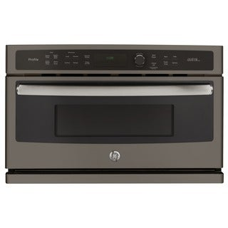 GE PROFILE SERIES 30 IN. SINGLE WALL OVEN ADVANTIUM TECHNOLOGY