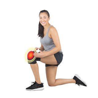 Wagan Active Heat Knee Wrap