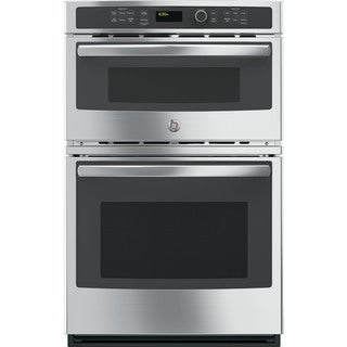 "GE 27"" BUILT-IN COMBINATION MICROWAVE/OVEN"
