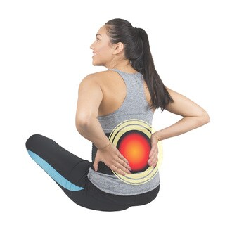Wagan Active Heat Back Wrap