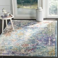 Safavieh Sutton Turquoise / Lavender Area Rug - 4' x 6'