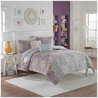 Vue Sibella 5 piece Comforter Set
