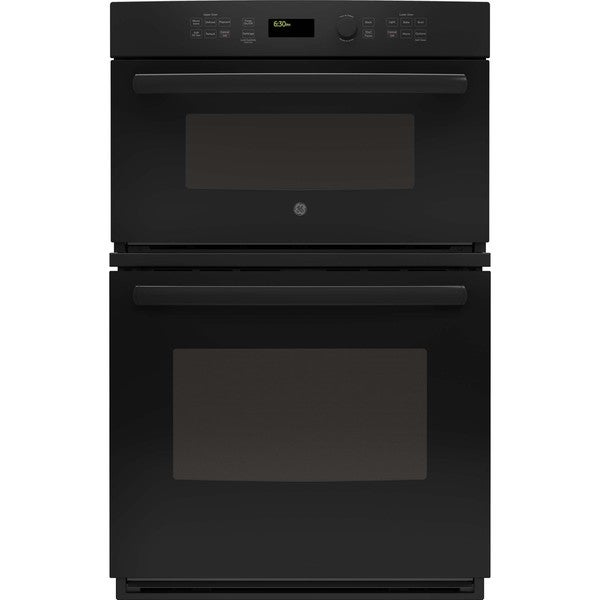 GE Black 27-inch Built-In Combination Electric Microwave/ Oven
