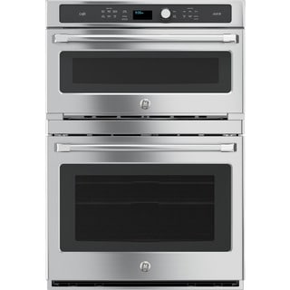 GE Cafe Series 30-inch Combination Double Wall Oven, Convection and Advantium Technology