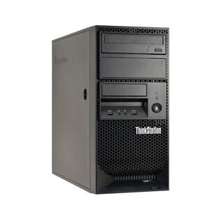 Lenovo ThinkStation E31 Core i5-3570 3.4GHz 3rd Gen CPU 8GB RAM 2TB HDD Windows 10 Pro Minitower Computer (Refurbished)