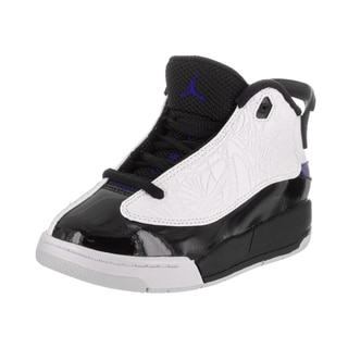 Nike Jordan Kid's Air Jordan Dub Zero BP Basketball Shoe 10.5 Kids US