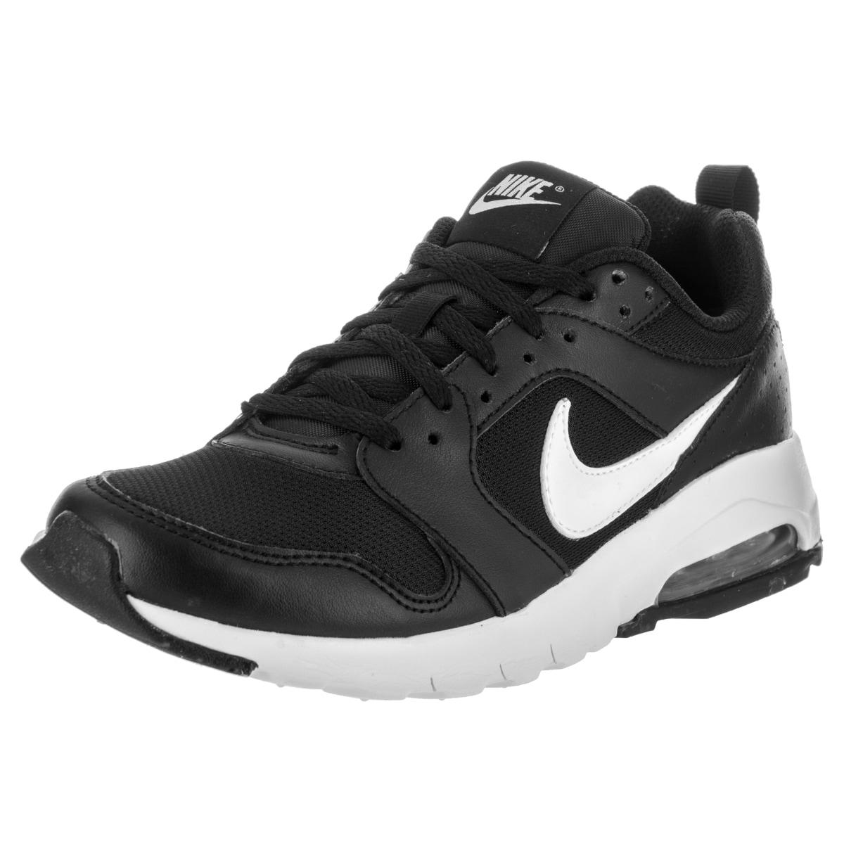 Nike Kids' Air Max Motion (GS) Black Running Shoes (6.5),...
