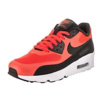 Nike Boys' Air Max 90 Ultra 2.0 GS Orange Running Shoe