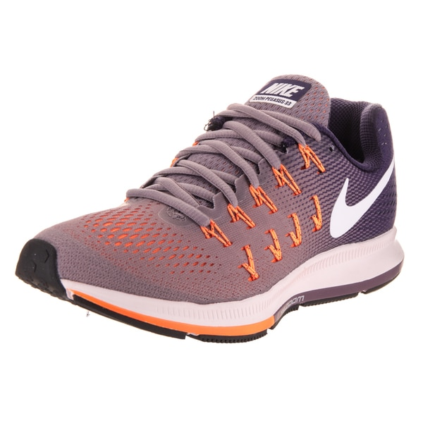 superior quality 1162a 4e54c Nike Women  x27 s Air Zoom Pegasus 33 Purple Running Shoes
