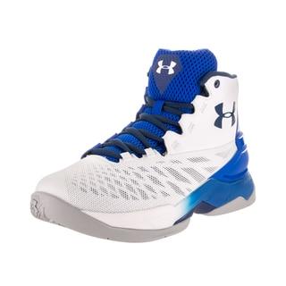 Under Armour Kids BGS Longshot Basketball Shoes