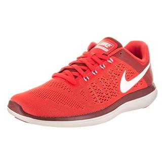 Nike Men's Flex 2016 Rn Orange Running Shoes