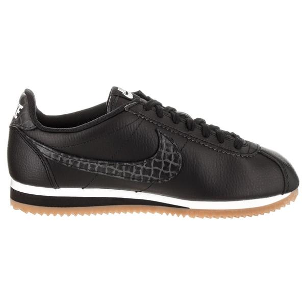 nike cortez leather lux