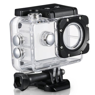 Underwater Waterproof Protective Housing Case Up to 98FT (30 Meters) for SJ4000 and SJ4000 WIFI Camera Action Camera