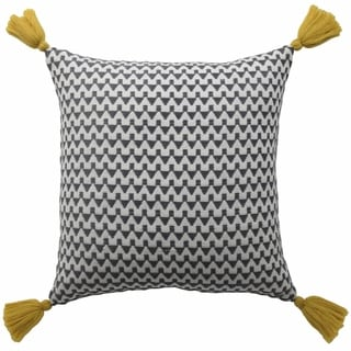 Blissliving Home Tanzania Harper Winnie Cotton Woven Decorative Pillow