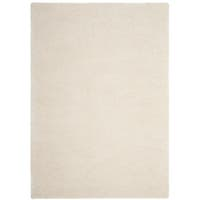 Safavieh Colorado Shag Creme Area Rug - 6' x 9'