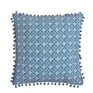 """LUX-BED 1-Piece Peridot 16x16"""" Throw Pillow"""