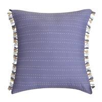 "LUX-BED 1-Piece Bergen Palace 16x16"" Throw Pillow"
