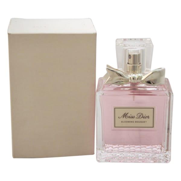 70d4f56838 Christian Dior Miss Dior Blooming Bouquet Women's 3.4-ounce Eau de Toilette  Spray (Tester)
