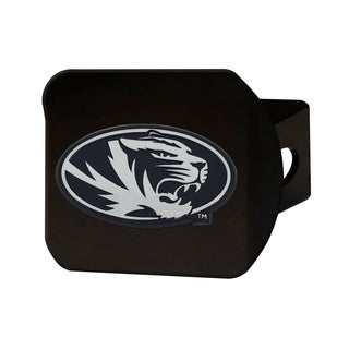 Missouri Black Chrome Hitch Cover