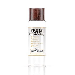 Truly Organic Gentle 8-ounce Baby Shampoo Wash