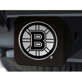 NHL Boston Bruins Black Hitch Cover