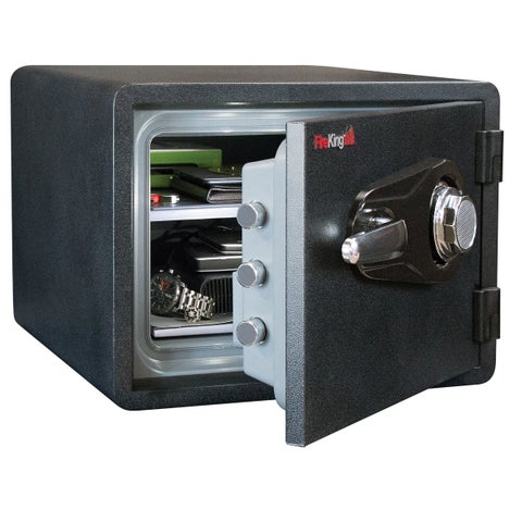 FireKing Business Class 14 in. H x 18.5 in. W x 19 in. D 1-Hour Rated Fire Safe, with Combination Dial Lock
