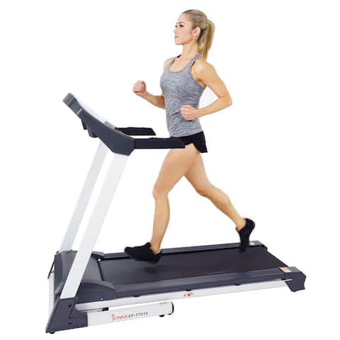 SF-T7515 Smart Treadmill with Auto Incline, Bluetooth