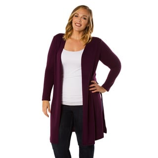 Sealed with a Kiss Women's Plus Size Bailey Cardigan