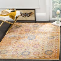 Safavieh Sutton Gold / Ivory Area Rug - 5' x 7'