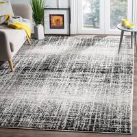 Safavieh Adirondack Modern Abstract Ivory / Silver Area Rug - 9' x 12'