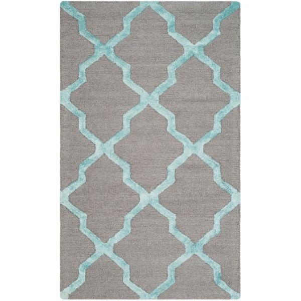 turquoise area rug ikea 5x7 5x8 hand woven wool grey 8b3bf85263