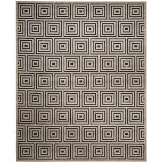 Safavieh Cottage Navy / Creme Area Rug (9' x 12')