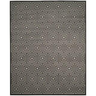Safavieh Cottage Light Grey / Grey Area Rug (9' x 12')
