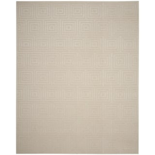 Safavieh Cottage Cream / Beige Area Rug (9' x 12')