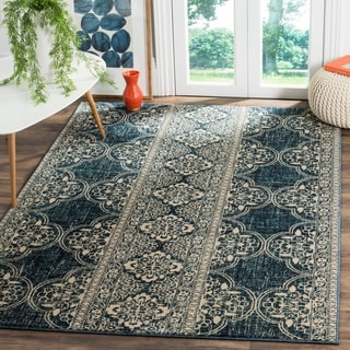 Safavieh Evoke Royal / Ivory Area Rug (9' x 12')