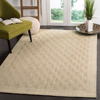 Safavieh Palm Beach Sisal / Jute Sand Area Rug - 8' x 10'