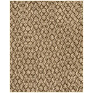 Safavieh Pab400 Sisal Natural / Black Area Rug (8' x 10')