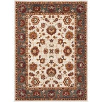 Safavieh Summit Ivory / Grey Area Rug - 6'7 x 9'2