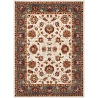 Safavieh Summit Ivory / Grey Area Rug - 9' x 12'