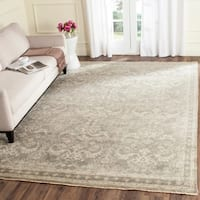 Safavieh Sivas Hand-Woven Wool Grey / Ivory Area Rug - 8' x 10'