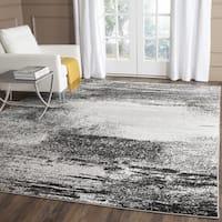 Safavieh Adirondack Modern Abstract Silver/ Multicolored Area Rug - 12' x 18'