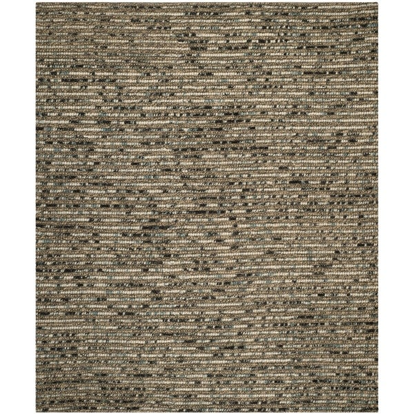 Safavieh Bohemian Hand-Woven New Zealand Wool Blue / Multi Area Rug (11' x 15')