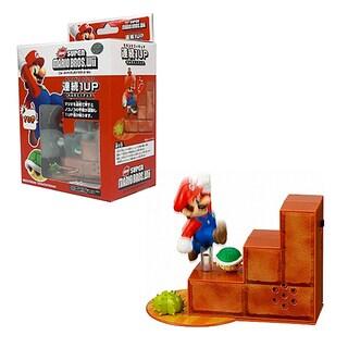 Maruka New Super Mario Bros. Wii 1 Up Action Sound Figure
