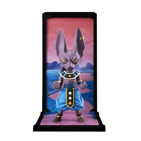 Bandai Tamashii Buddies Dragon Ball Super Beerus Action Figure