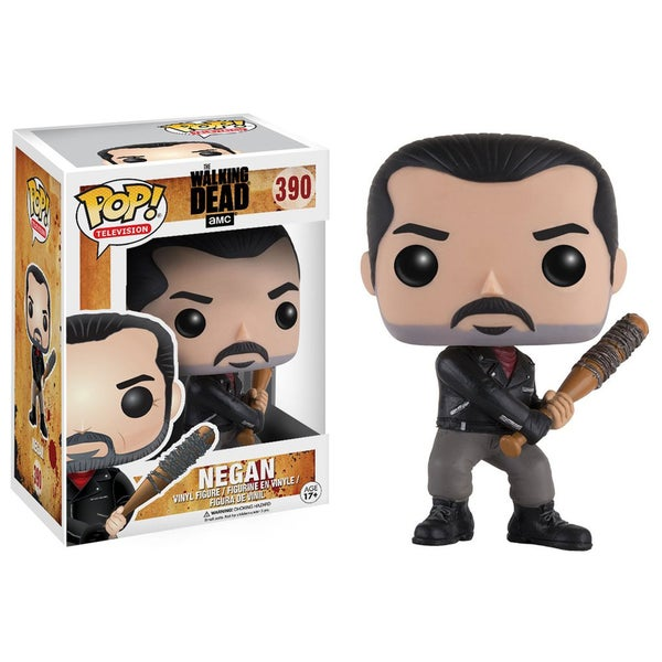 POP Walking Dead - Negan Vinyl Figure
